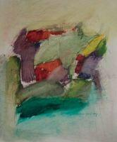 Violette Komposition